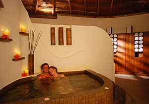 Temazcal at Mandara Spa, Presidente InterContinental Cozumel Resort & Spa